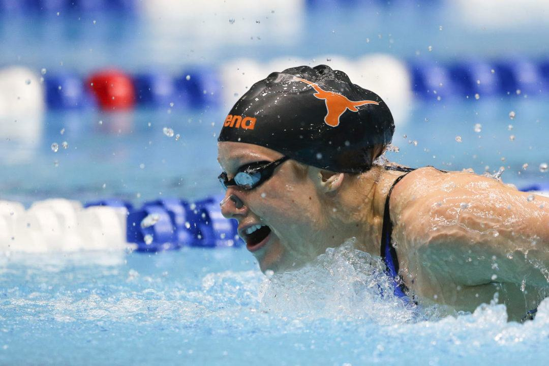2017 W. NCAA Up/Downs: Texas, Georgia Battle Closely for 4th on Day 4