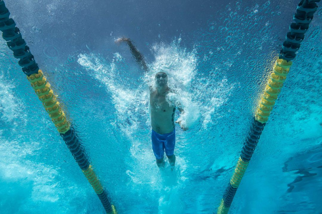 The Neat-o Thing That Happens When Swimmers Work Their Mental Training