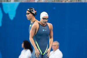 Pernille Blume Swims #2 50 Free Time in the World at Danish Open