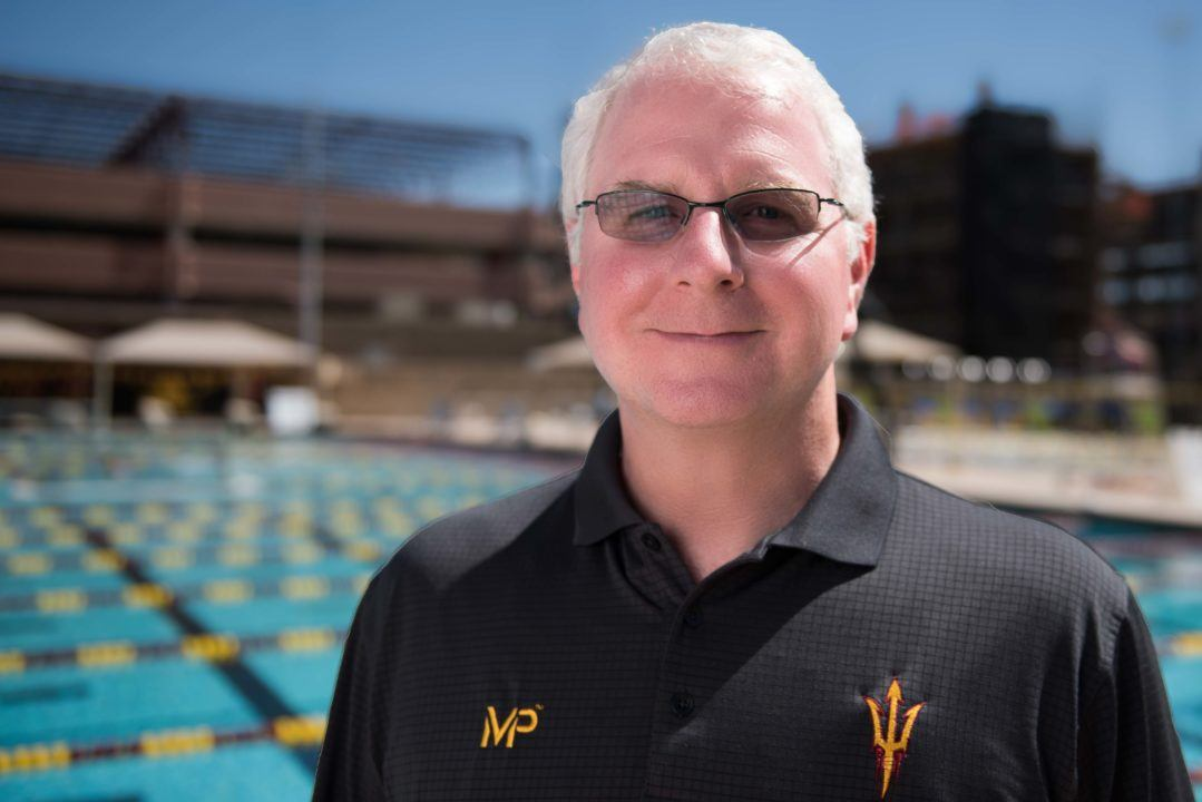 Bob Bowman 2018 Sun Devil Swim Camp