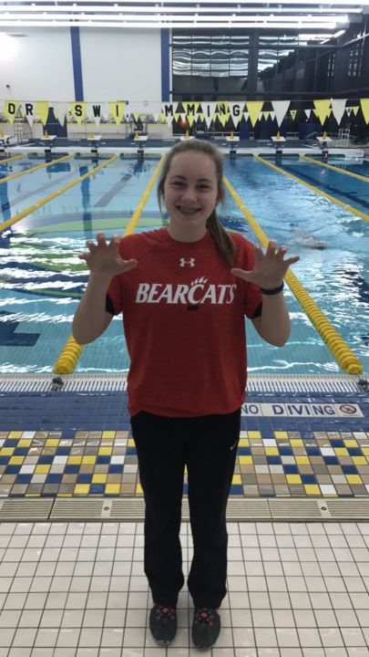 New York Sprinter Bailey Klafehn Verbally Commits to Cincinnati