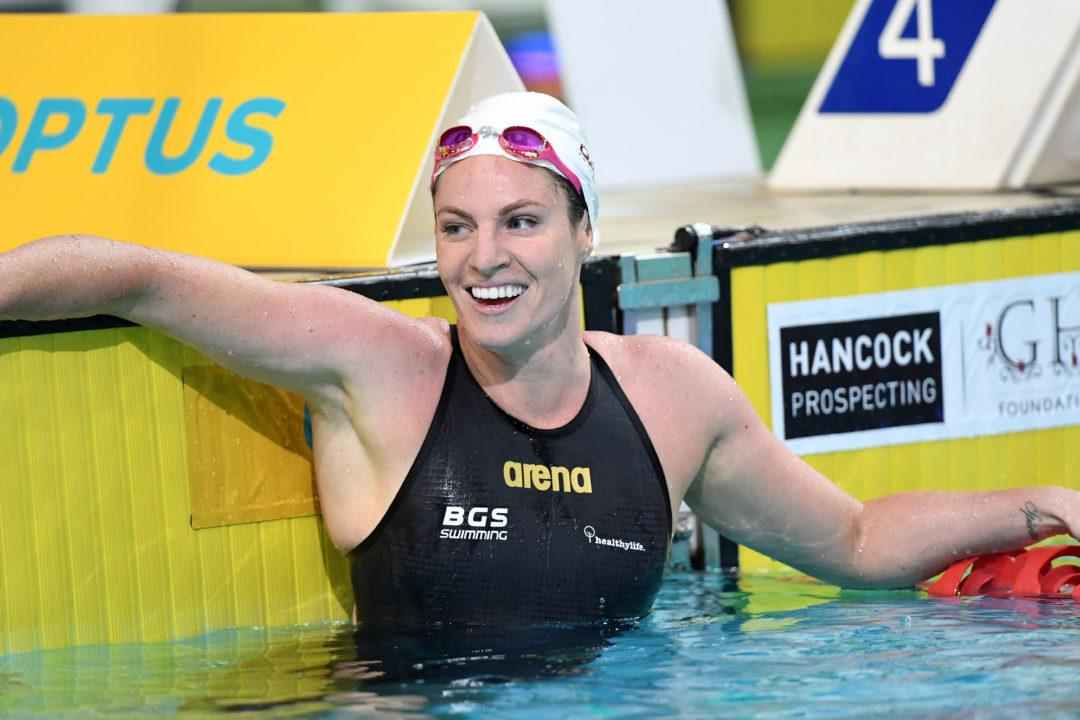 Do-It-All Emily Seebohm Clinches 200 IM Australian National Record