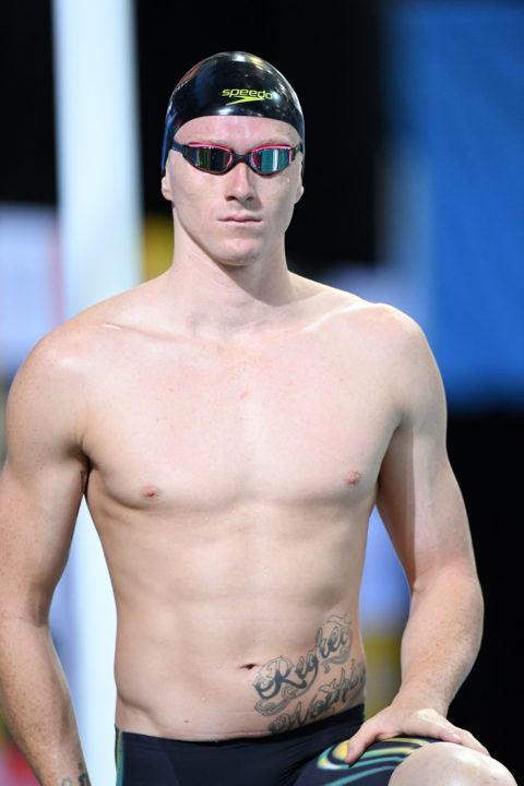 Australian Olympian Dan Smith Hangs Up Goggles