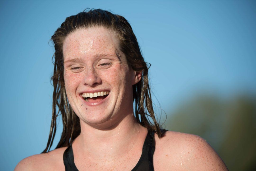 Eva Merrell Scratches 100 Fly Heats on Day 5 of Junior Worlds