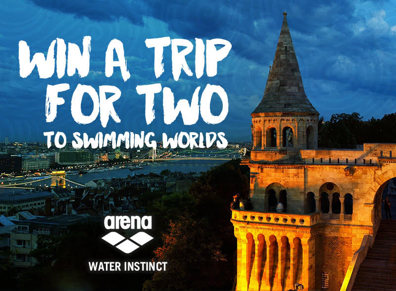 Win A Dream Trip For 2 To Swimming Worlds In Budapest