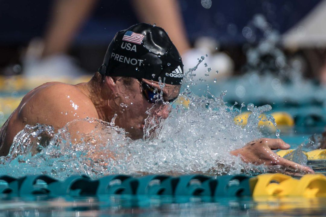 Josh Prenot Takes Over Arena Pro Swim Points Lead After Mesa