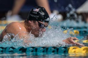 Josh Prenot Takes Over Arena Pro Swim Points Lead After Mesa