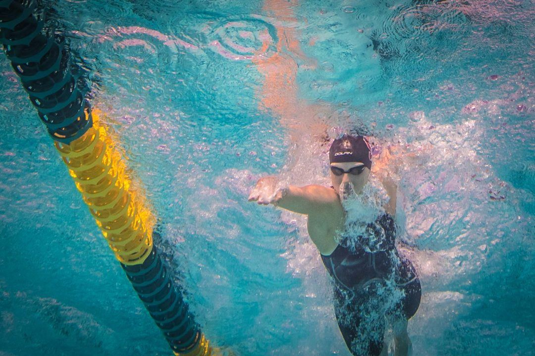 Ledecky: The Women's 1500 At An Olympics Was A Long Time Coming