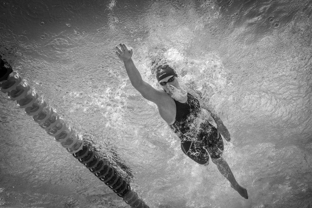 Hardcore Swimmer of the Month: Katie Ledecky, Stanford