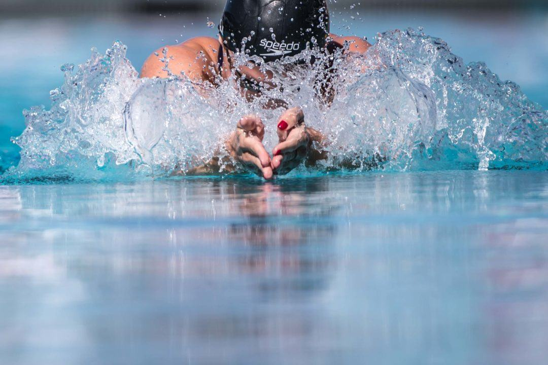 Katie Meili Scratches 50 Free on Day 3 In Atlanta
