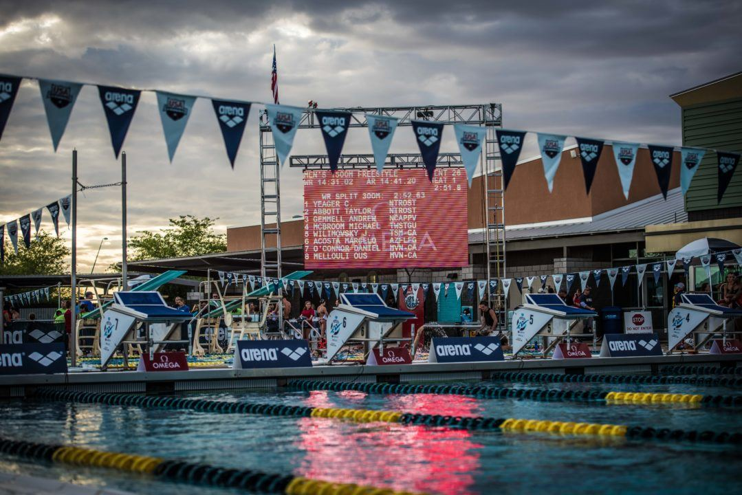 Coleman's Carpool: The coolest kids on deck at Mesa Pro Swim (Video)