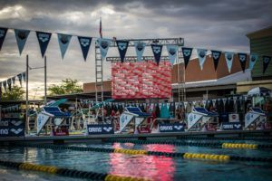 Coleman's Carpool: The coolest kids on deck at Mesa Pro Swim (Video)