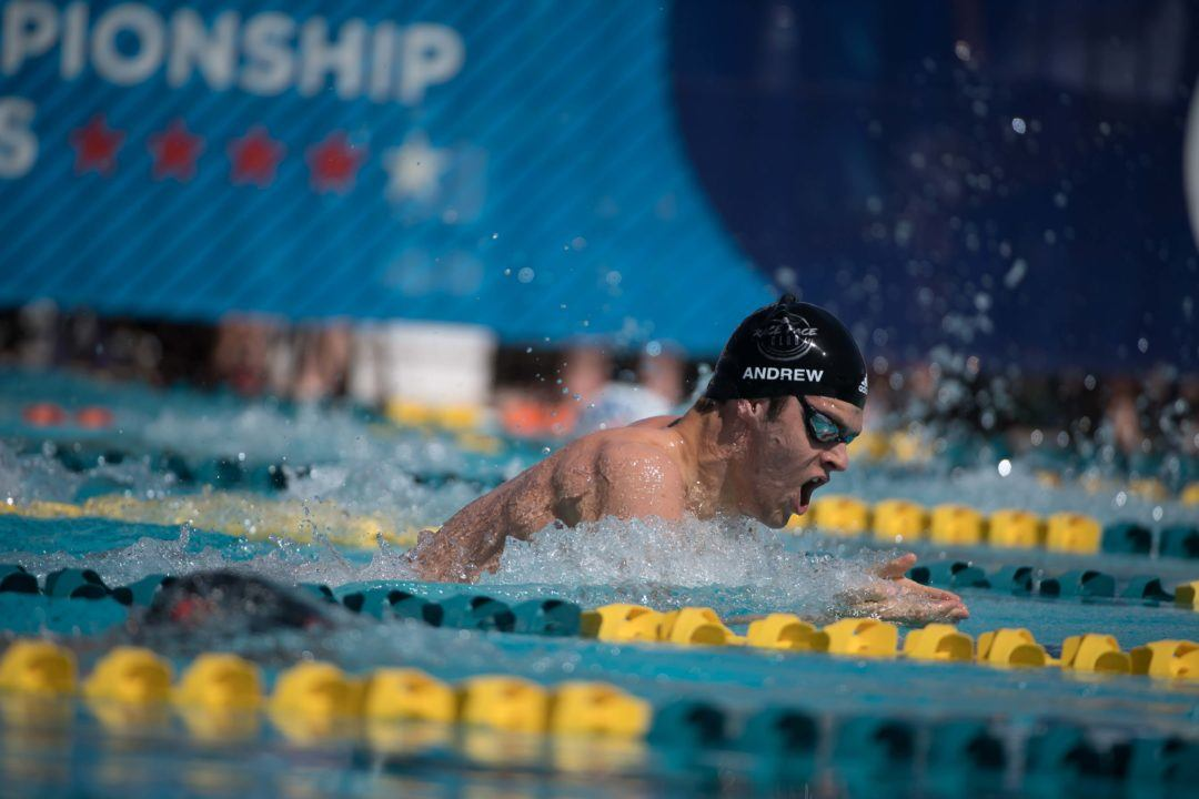 Watch Michael Andrew's 51.65 100 IM (SC) World Junior Record