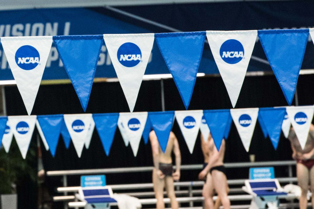 NCAA Eliminates Automatic Relay Qualifying for D2 (Time Standards)