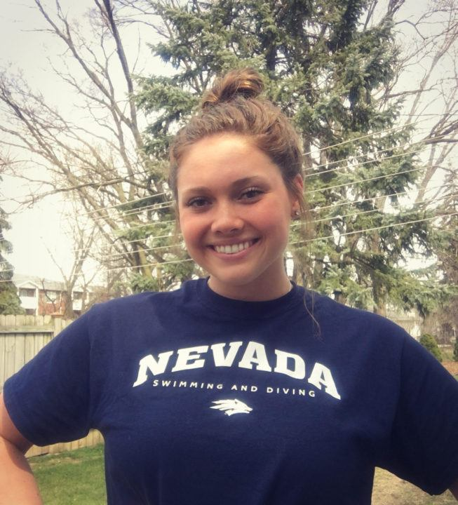 Lauren Stiger Moves Commitment to University of Nevada from UND