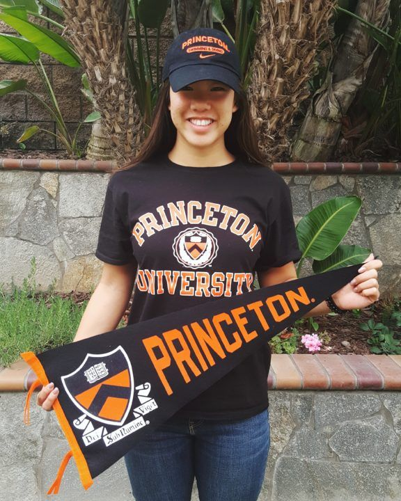 US Open Qualifier Courtney Tseng to Swim for Princeton in 2017-18