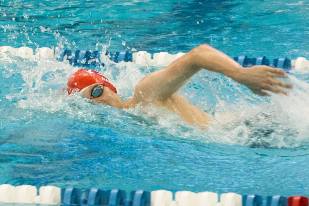 Dant Rattles YMCA National Record With 8:57 In 1000 On Day 1 of YNats