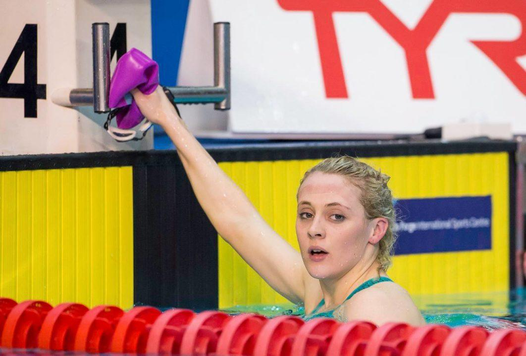 Hibbott, O'Connor Opt Out of Prelims for Day 2 of British Champs