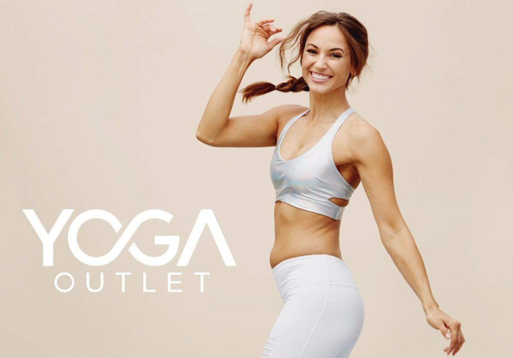 YogaOutlet.com Rebrands With New Logo, New Look