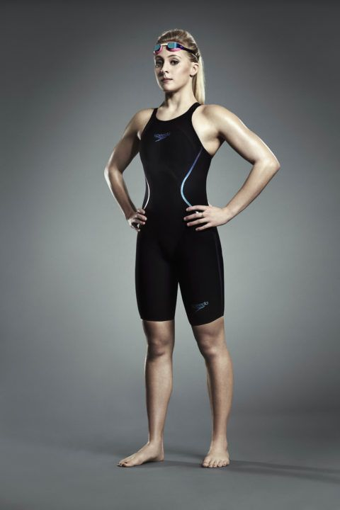 Siobhan-Marie O'Connor Re-Signs With Team Speedo