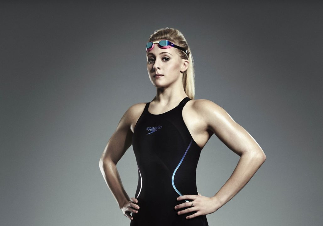 Siobhan-Marie O'Connor Is Scheduled to Swim 200 IM at British Champs