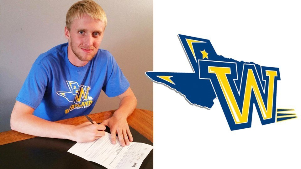 Colorado Backstroker Daric Sundeen Signs With NAIA's Wayland Baptist