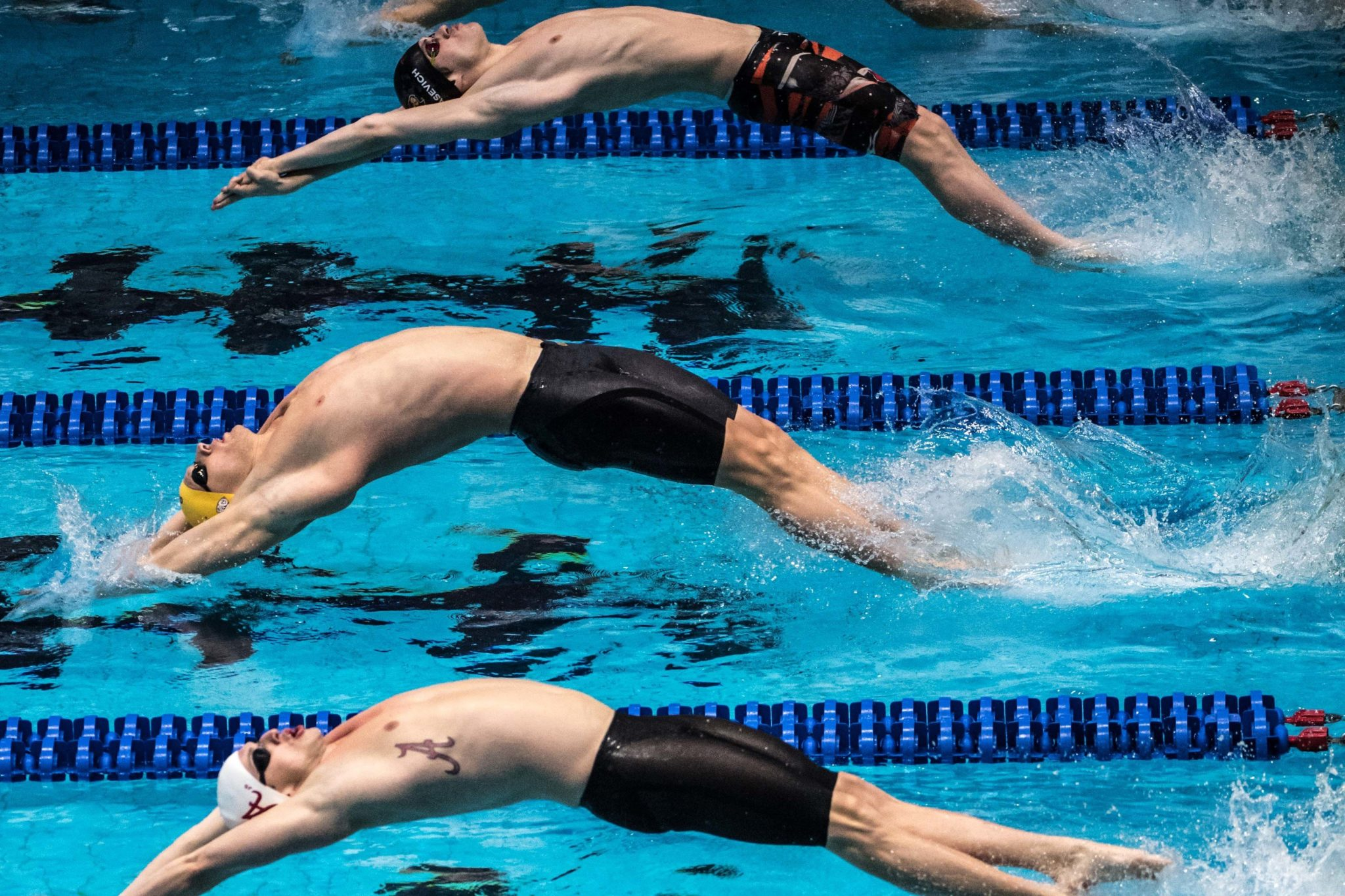 8 Health benefits of swimming (Hindi)
