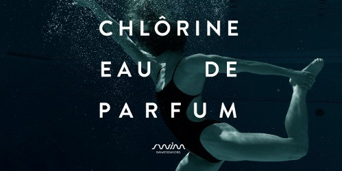 Eau de Chlôrine, The Elegant Fragrance of the Competitive Swimmer