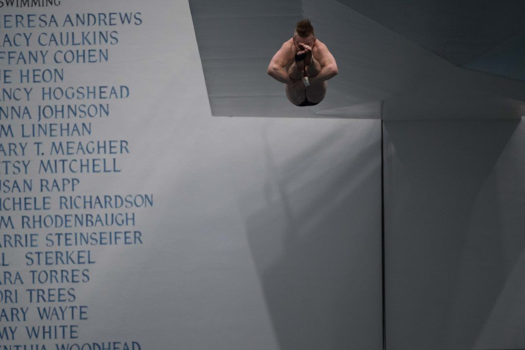 China Claims Final FINA/NVC Diving World Series Title