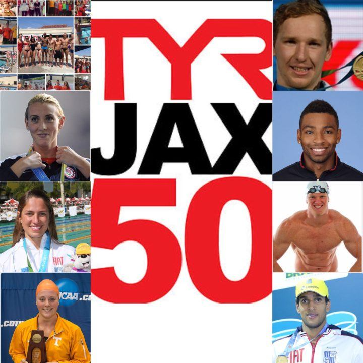 Pros To Attend 7th Annual TYR Jax50 Dual Challenge