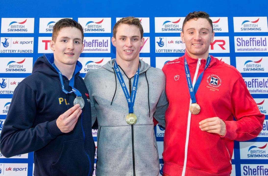 2017 British Swimming Championships Photo Gallery