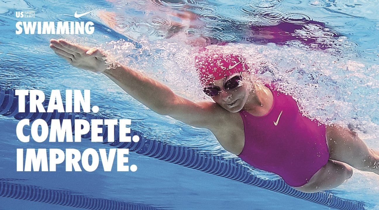 2017 Nike Swim Camps – Sign Up Today