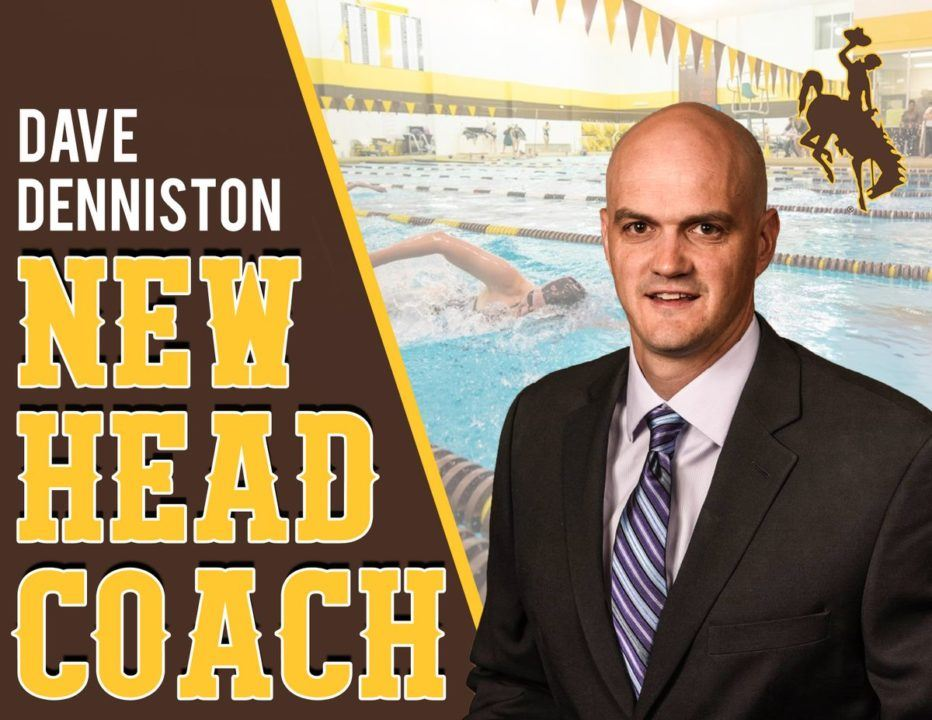 Wyoming Promotes Dave Denniston To New Head Coach
