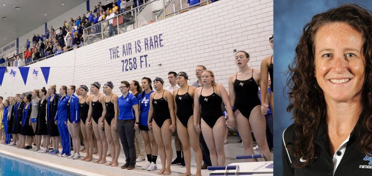 Colleen Murphy Named New Head Women's Coach at Air Force