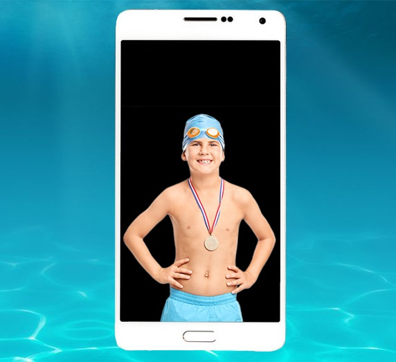 Can Playing Video Games Help Swimmer Performance?