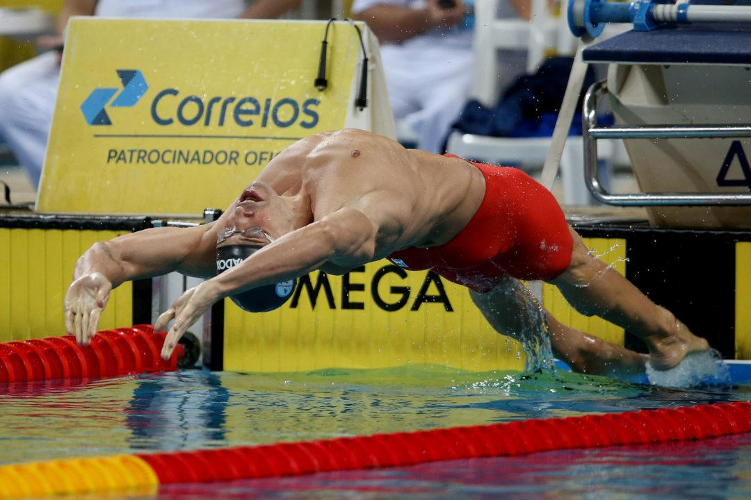 Brazilian Worlds Tracker: Guido Moves Into Top 8 With 53.7 100 Back