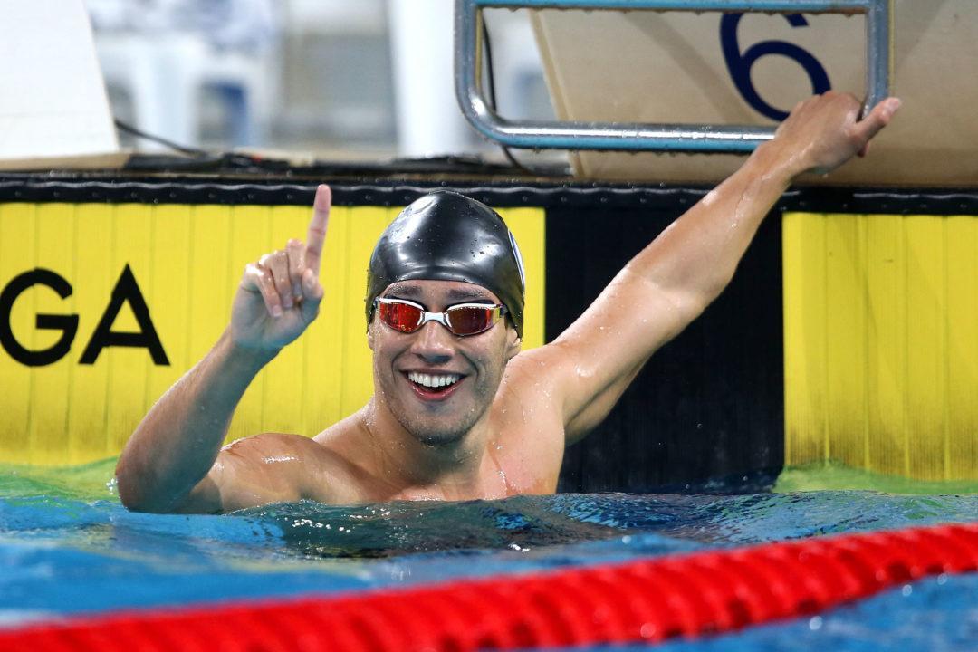 Vainqueur d'un 4×200 mètres à couper le souffle, le Brésil remporte le relais des nations