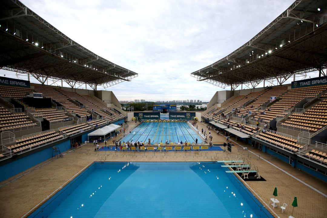 Brazilian Swimming Federation Creates Anti-Doping Organization