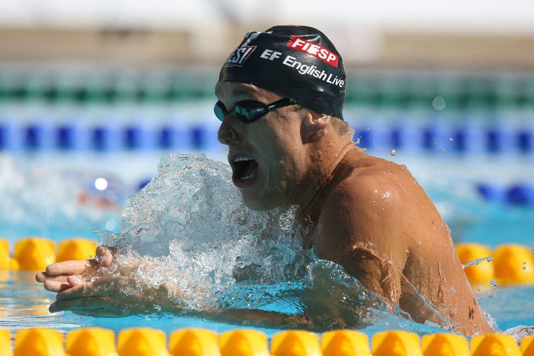 Rio Semi-Finalist Henrique Rodrigues Tests Positive For Clostebol