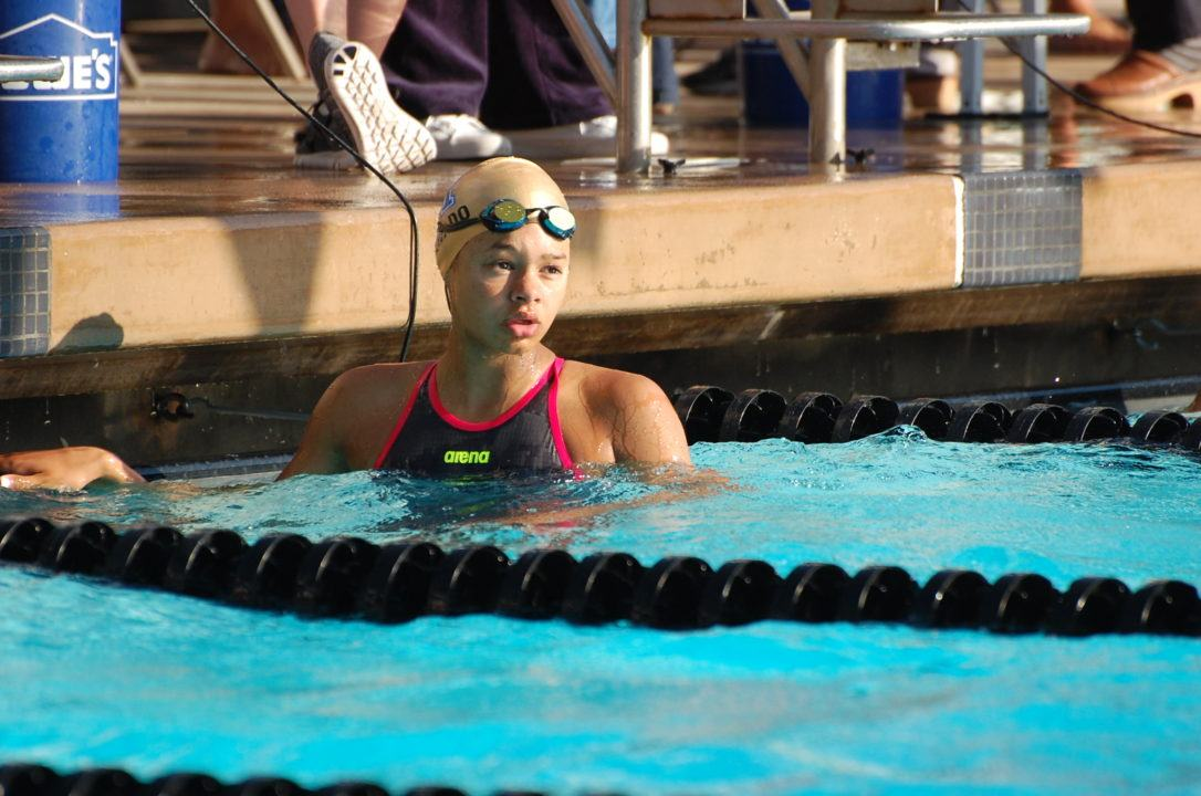 Santa Margarita Girls Light Up CIF-Southern Section Div 1 Prelims