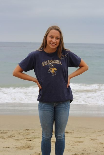 22.6 Sprinter Elise Garcia Verbally Commits to Cal's Class of 2022