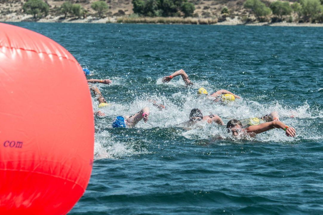 Wales' 'Most Gruelling Sea Swim' Has Bumper Third Year as Charities Benefit