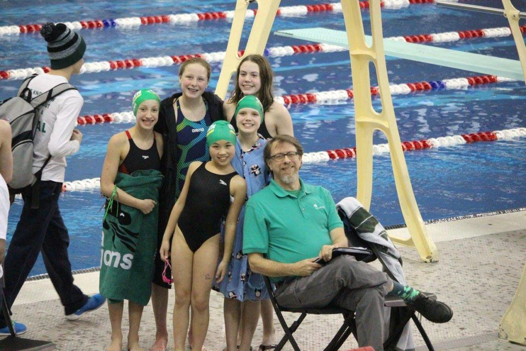 Dublin Community Swim Coach, Daniel Ave, Remembered As Great Coach