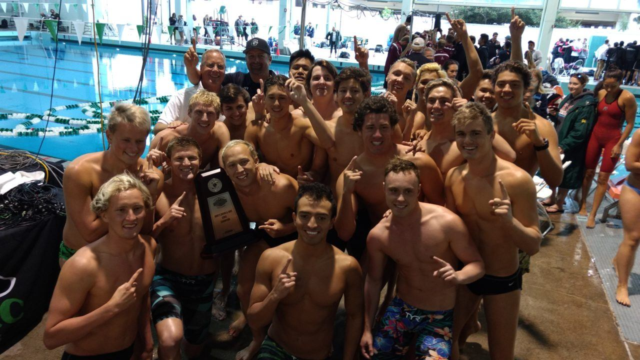 Golden West Men Reclaim Title at 2017 CCCAA Championships
