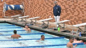 Loyola HS Defeats Santa Margarita HS; Justina Kozan Posts 1:46 200 Freestyle