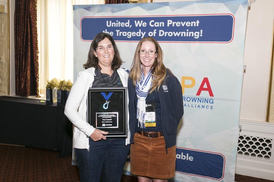 USA Swimming Foundation Earns President's Award For Make A Splash