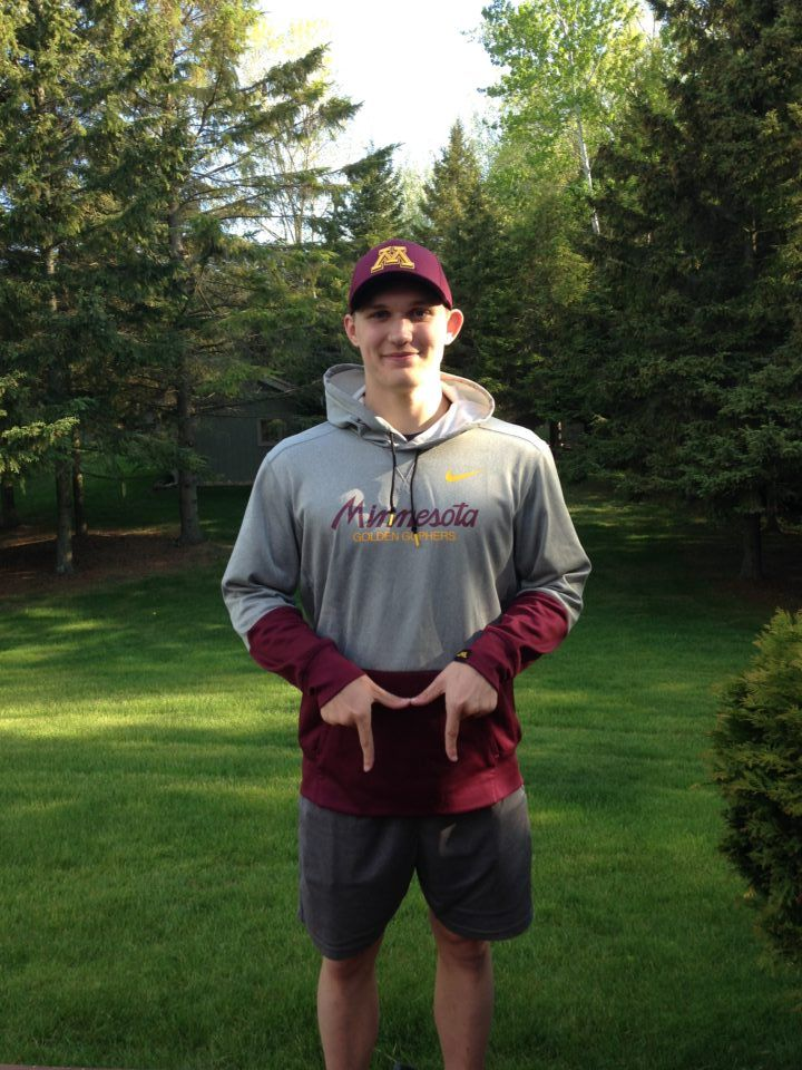 Minnesota Lands Verbal Commitment from 52.4 Breaststroker, Maxwell McHugh