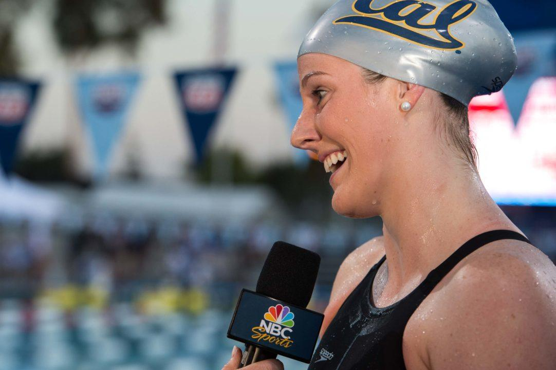 NBC And USA Swimming Strike Media Deal Through 2024