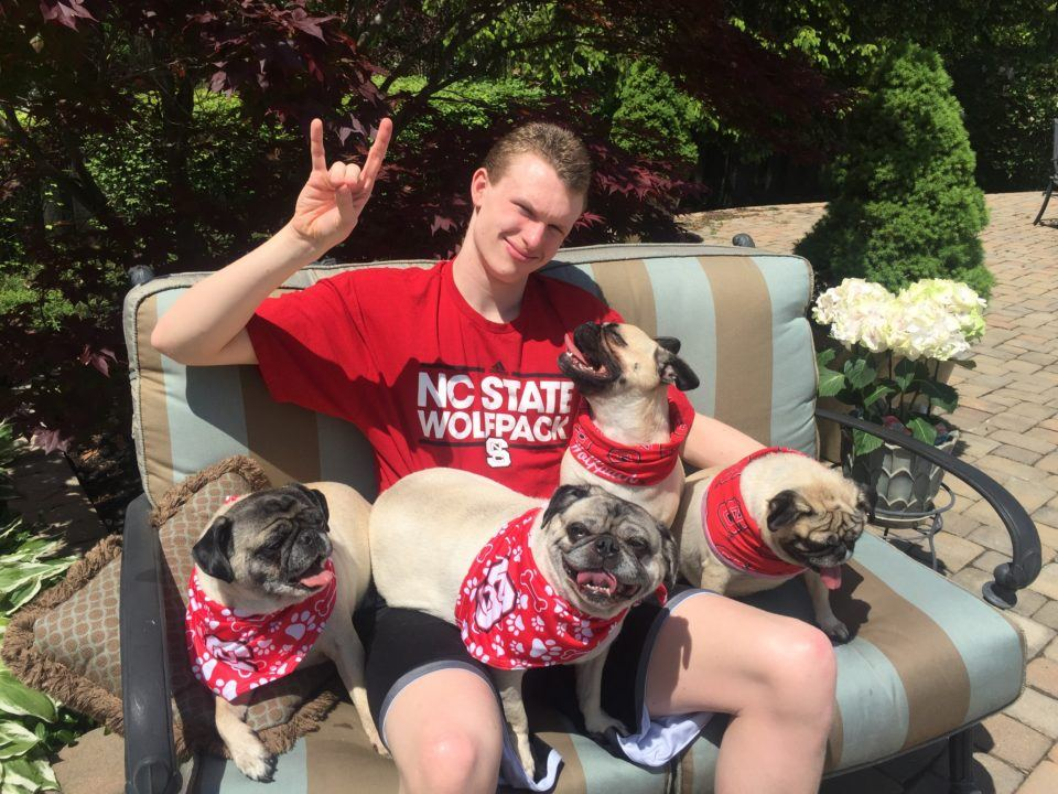 Zionsville Sprinter Jack Franzman Verbally Commits to NC State for '18