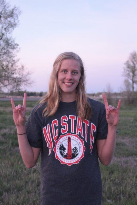 Colorado 5A State Champ Kylee Alons Verbally Commits to NC State for 2018-19